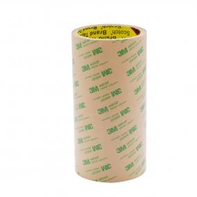 3M双面胶467/468系列耐高温无基材铭牌电子工业粘结透明胶膜薄膜