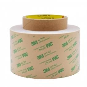 3M双面胶91022系列耐高温超薄硅胶双面胶带