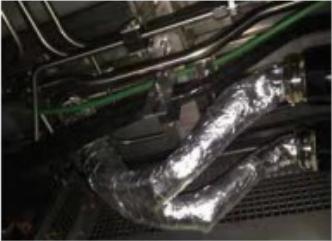 3M 363铝箔玻璃布胶带 线缆保护