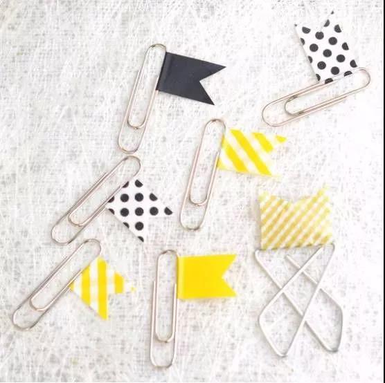 回形针工艺胶带