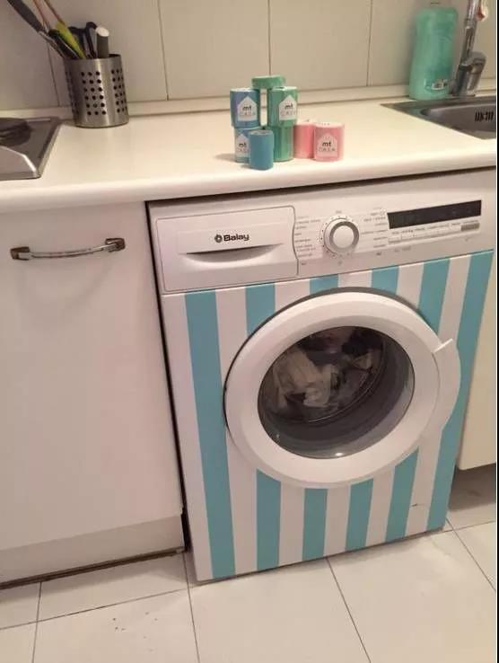 洗衣机胶带工艺