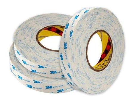 3M泡棉基材双面胶