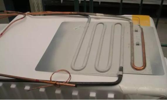 3M胶带蒸发器粘接应用