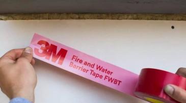消防安全防水防火类3M胶带选择!